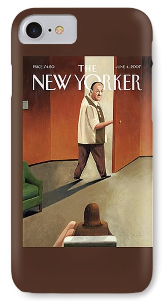 New Yorker June 4th, 2007 IPhone Case