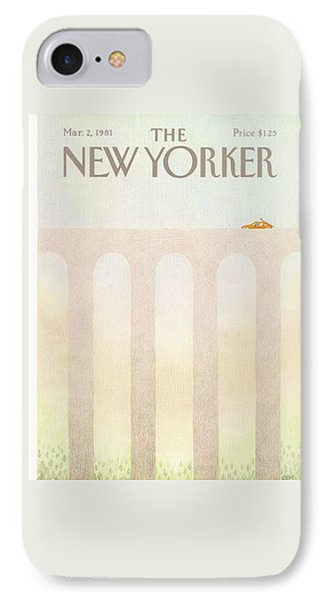 New Yorker March 2nd, 1981 IPhone Case