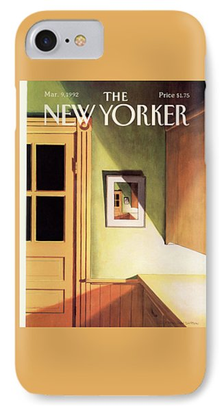 New Yorker March 9th, 1992 IPhone Case
