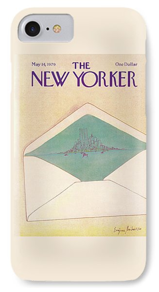 New Yorker May 14th, 1979 IPhone Case