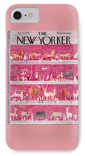 New Yorker May 20th, 1961 IPhone Case