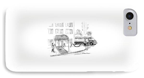 New Yorker May 20th, 1996 IPhone Case by Bernard Schoenbaum