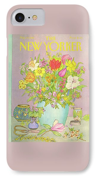 New Yorker May 25th, 1981 IPhone Case