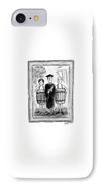 New Yorker May 26th, 1986 IPhone Case
