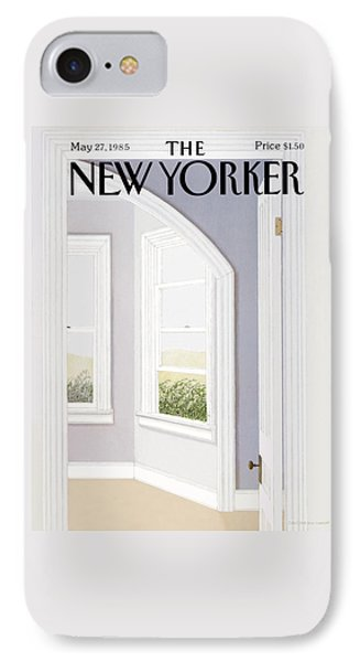 New Yorker May 27th, 1985 IPhone Case