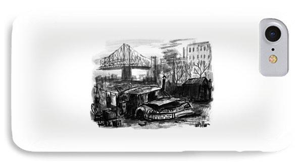 New Yorker November 16th, 1992 IPhone Case by Warren Miller