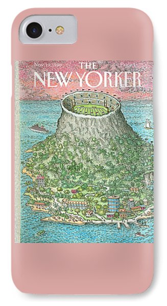 New Yorker November 19th, 1990 IPhone Case