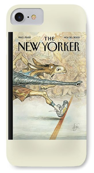 New Yorker November 20th, 2000 IPhone Case