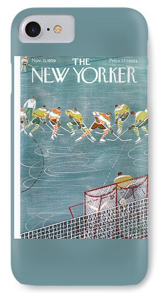 New Yorker November 21st, 1959 IPhone Case