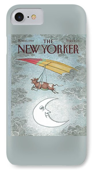 New Yorker November 21st, 1988 IPhone Case