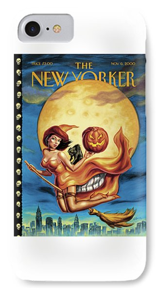New Yorker November 6th, 2000 IPhone Case