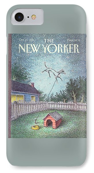 New Yorker October 21st, 1991 IPhone Case