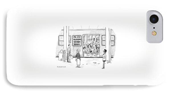 New Yorker September 23rd, 1996 IPhone Case