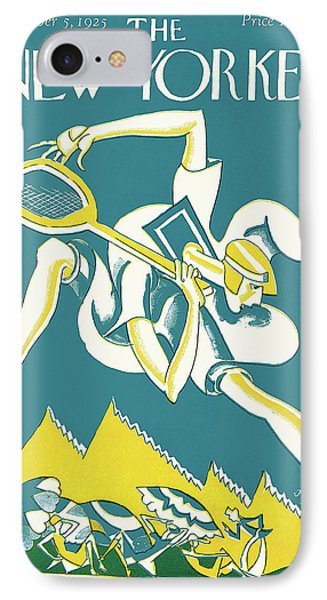 New Yorker September 5th, 1925 IPhone Case by James Daugherty
