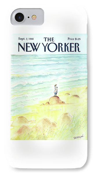 New Yorker September 7th, 1981 IPhone Case