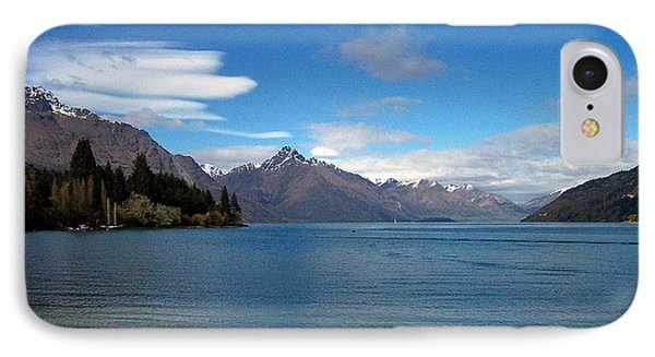 New Zealand Fjord IPhone Case by John Potts