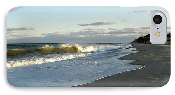 Newcomb Hollow Beach Phone Case by Baratz Tom