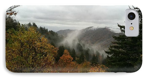 Newfound Gap Overlook Tennessee IPhone Case