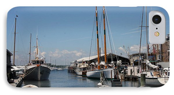 Newport - Rhode Island Phone Case by Christiane Schulze Art And Photography