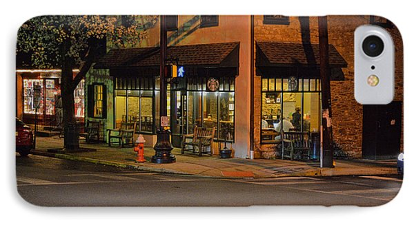 Newtown Nighthawks IPhone Case