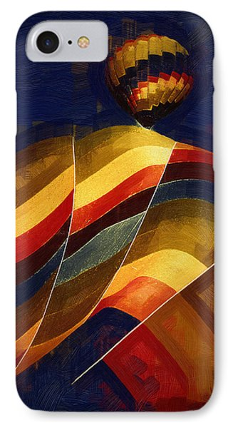 Next To Go IPhone Case by Kirt Tisdale