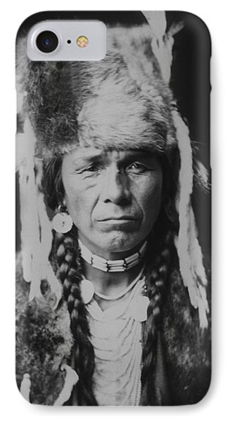 Nez Perce Indian Circa 1904 IPhone Case by Aged Pixel