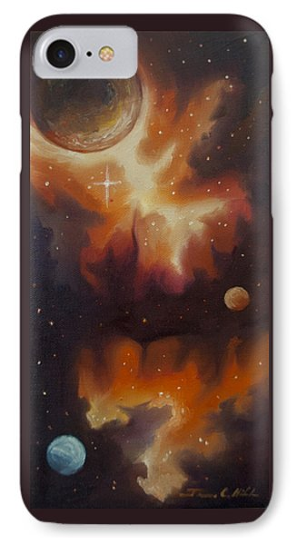 Ngc - 1015 IPhone Case