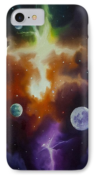Ngc 1030 IPhone Case by James Christopher Hill