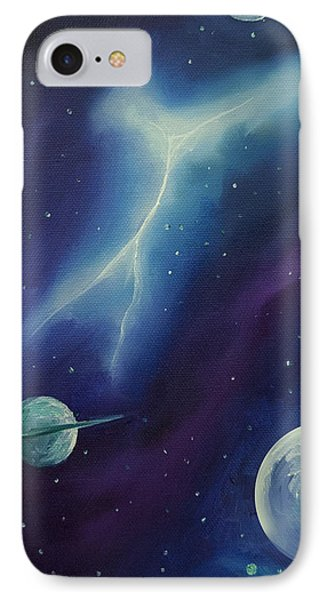 Ngc 1035 IPhone Case