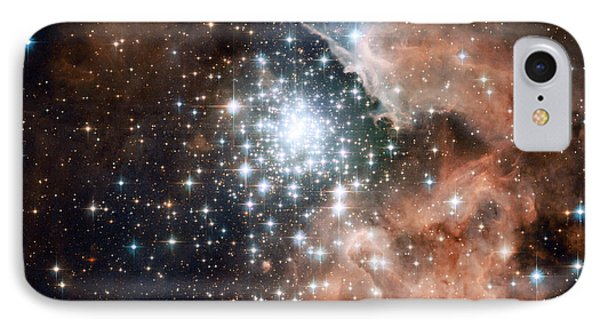 Ngc 3603, Star Cluster IPhone Case