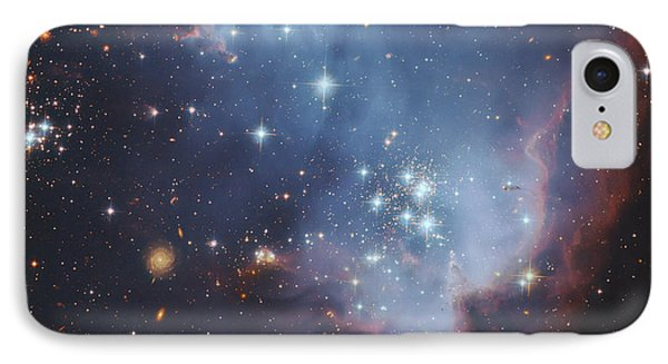 Ngc 602, Starforming Complex Phone Case by Robert Gendler
