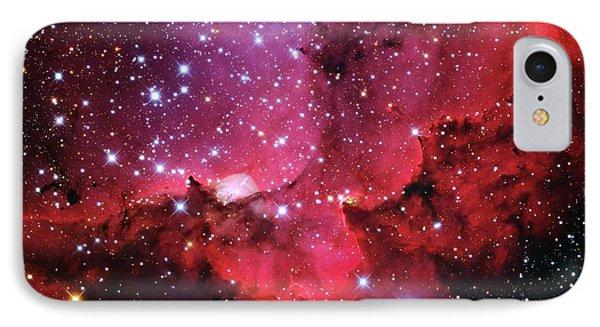 Ngc 7380 Star Cluster IPhone Case by Adam Block/mount Lemmon Skycenter/university Of Arizona