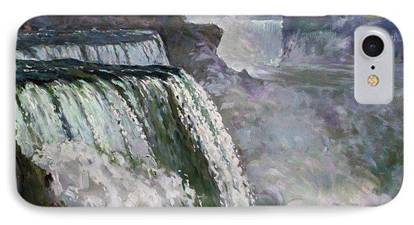 Niagara American Falls 2 IPhone Case