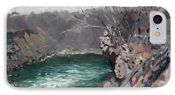 Niagara Falls Gorge IPhone Case by Ylli Haruni