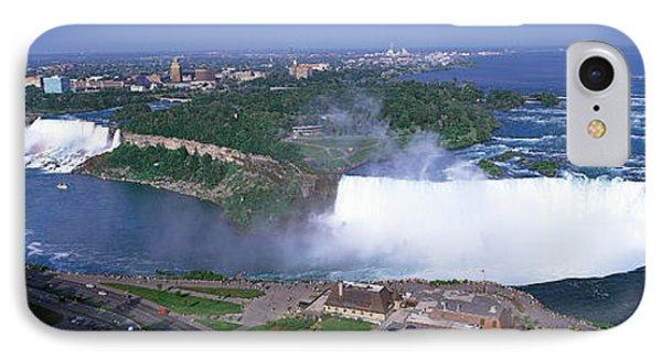 Niagara Falls Ontario Canada IPhone Case by Panoramic Images