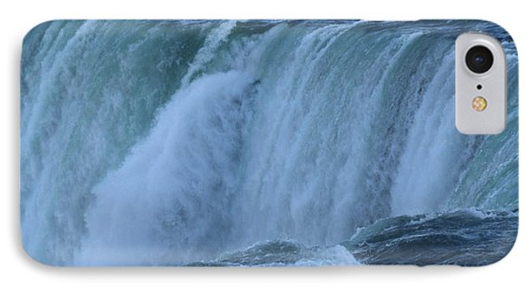 Niagara Falls - Power IPhone Case by Phil Banks