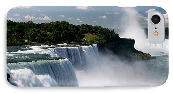 Niagara Falls Phone Case by Sandy Fraser