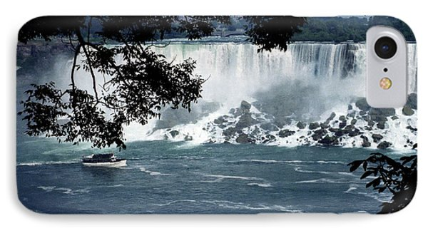 IPhone Case featuring the photograph Niagara Falls by Tom Brickhouse