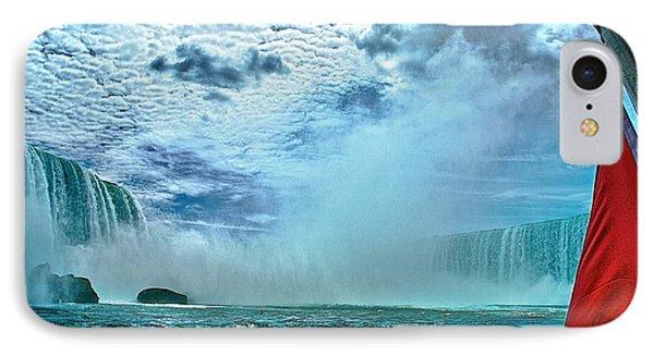 Niagara In The Mist IPhone Case