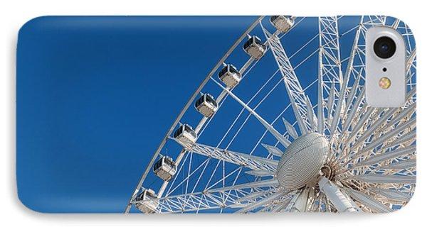 Niagara Sky Wheel IPhone Case by Rob Amend