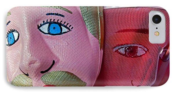 Nicaraguan Masks IPhone Case by Dennis Cox WorldViews