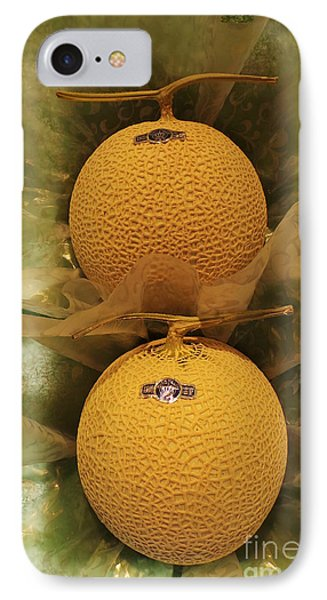 Nice Melons Phone Case by David Bearden