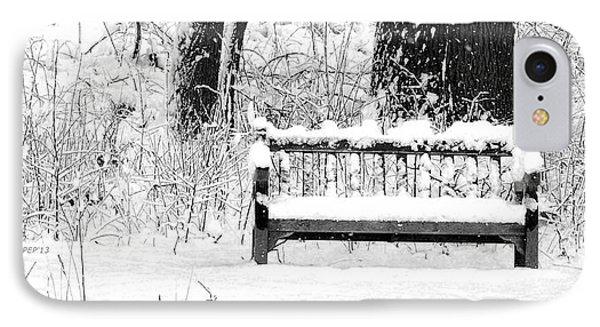 Nichols Arboretum IPhone Case