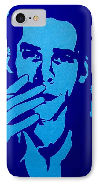 Nick Cave Phone Case by John  Nolan