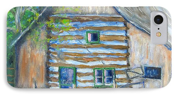 Nick's Barn IPhone Case by Kathryn Barry