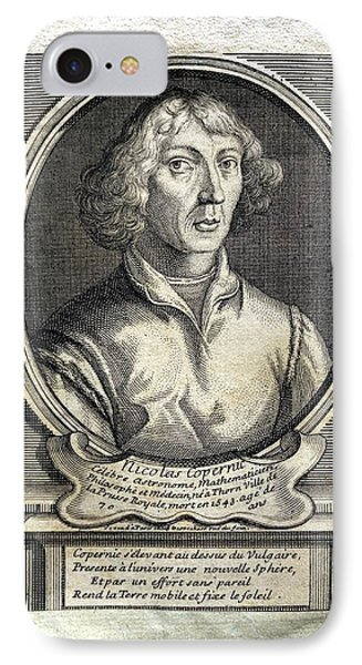 Nicolaus Copernicus IPhone Case by Detlev Van Ravenswaay