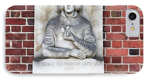 Nicolaus Copernicus IPhone Case by Photostock-israel