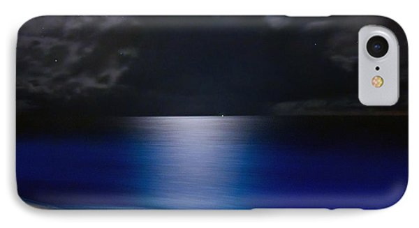Night And Water IPhone Case by Hanny Heim