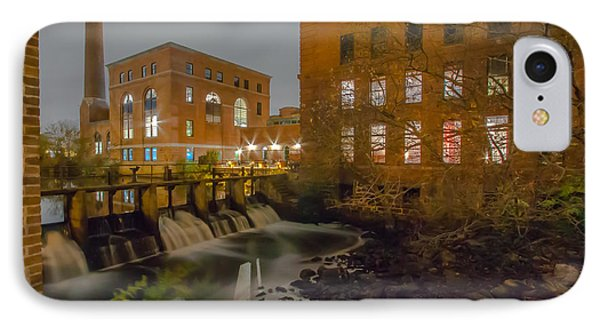 Night At The River IPhone Case