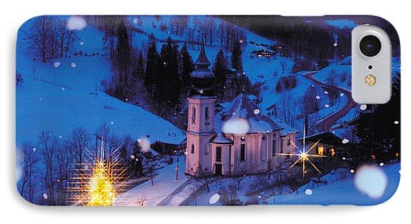 Night Bavaria Maria Gern Germany IPhone Case
